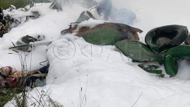 Один из погибших при крушении вертолета в Ленобласти был опытным военнослужащим