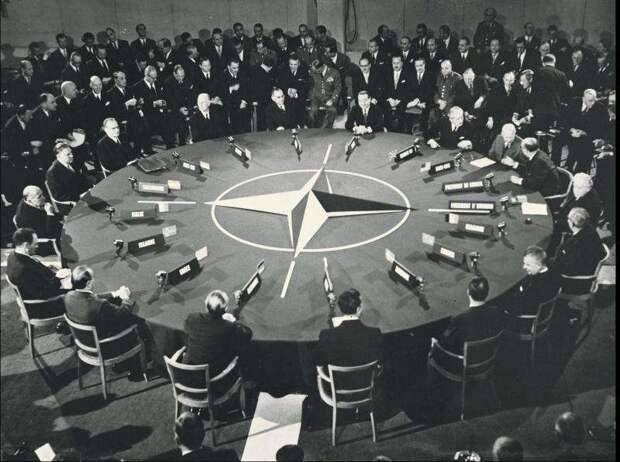 НАТО – это банда, где всех «вяжут» кровью