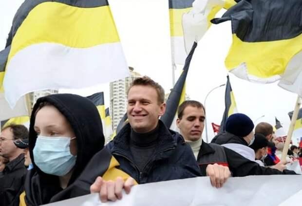 На Навальном лежит ответственность за смерть Тесака