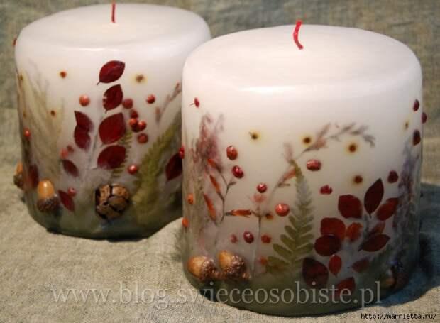 цветочные свечи ручной работы (19) (700x514, 162Kb)