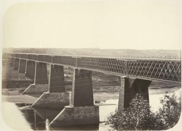 Загадочное Веребье между Москвой и СПб. Палец императора, коварный уклон и два моста