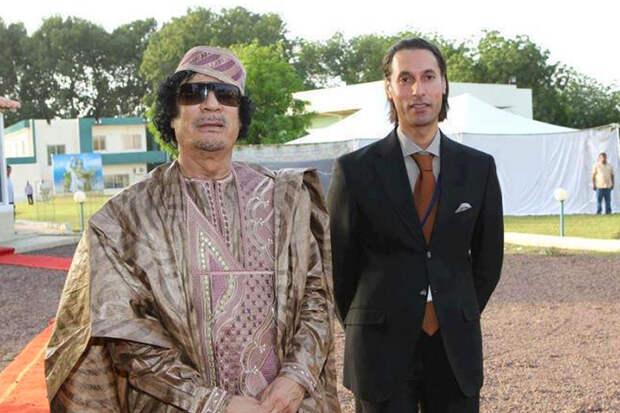 Константин Семин. Политическое завещание семьи Каддафи: сын за отца отвечает! А мог дать деру…