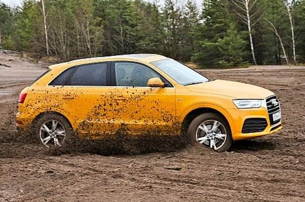 На любой поверхности, будь то асфальт, песок или гравий, Audi радует азартной управляемостью без ущерба плавности хода.