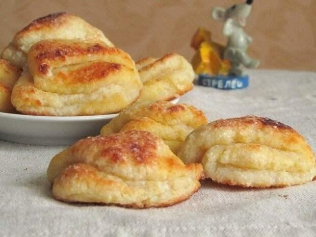 Один из самых любимых рецептов творожного печенья — всегда получается супер