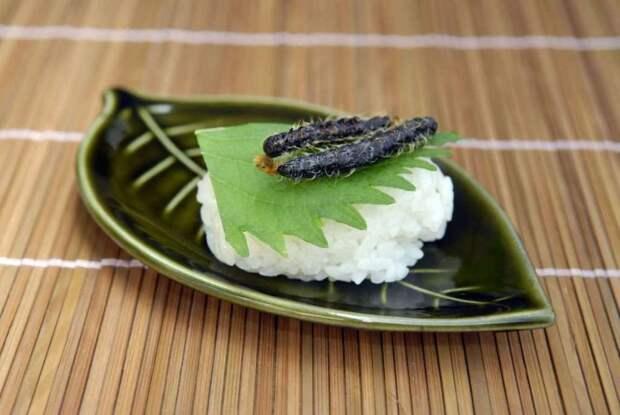 экзотическое суши 7