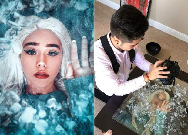 Немного магии: популярный вInstagram фотограф показал, как делает свои лучшие снимки