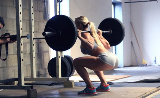 Лаурен Дрейн: занимательная физкультура