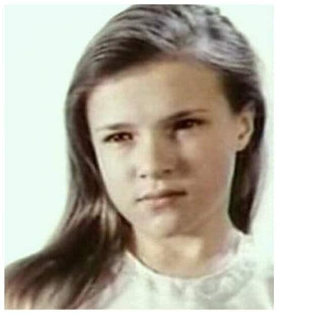 Обаятельная девочка из советского детства Ира Волкова