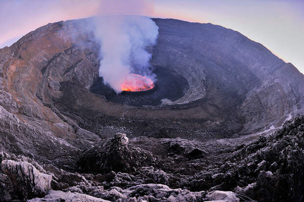 5 самых опасных вулканов в мире