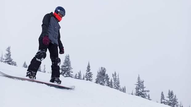 Россияне поставили новый рекорд на горнолыжном курорте Шерегеш