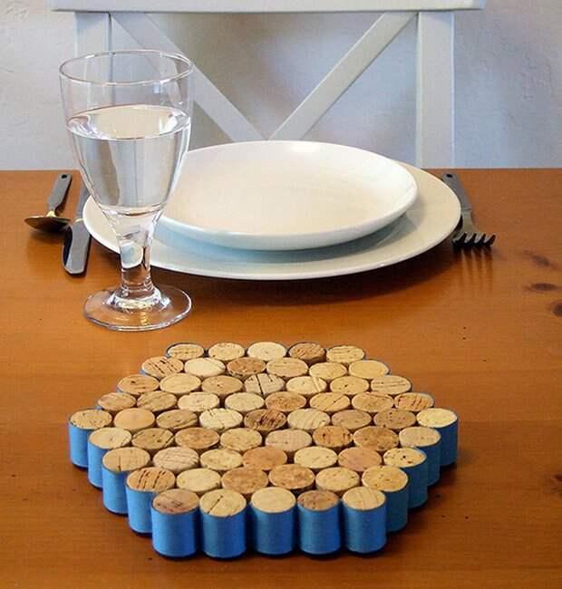 САМОДЕЛКИ. Идеи для использования винных пробок