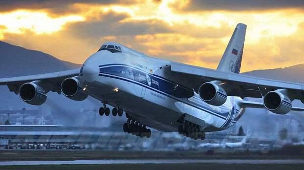 В России ищут замену транспортнику АН — 124 «Руслан»
