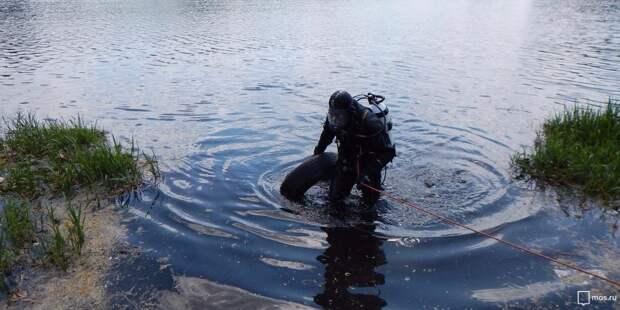 Большой Садовый пруд признан пригодным для купания после исследования дна