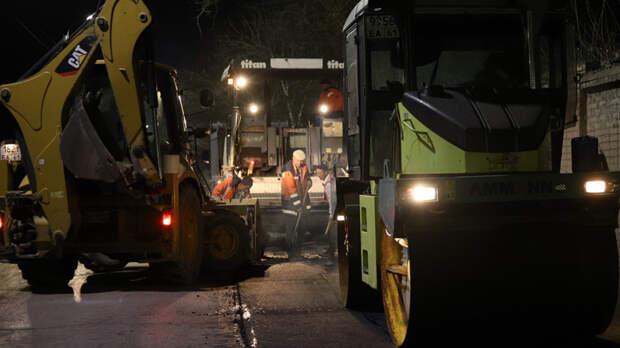 ВРостове нехватило подрядчиков для ремонта дорог