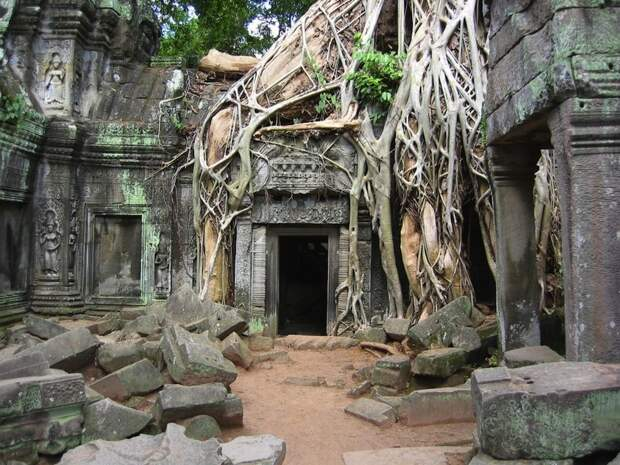 The 33 Most Beautiful Abandoned Places In The World 13 Самые красивые заброшенные места в мире