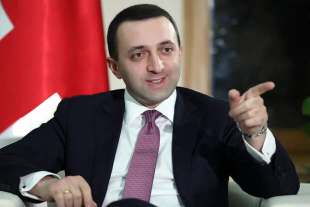 Премьер-министр Грузии рассказал о наркозависимости Саакашвили
