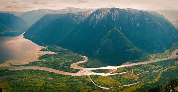 10 самых красивых мест Алтая