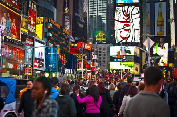 25 поразительных фактов о Нью-Йорке