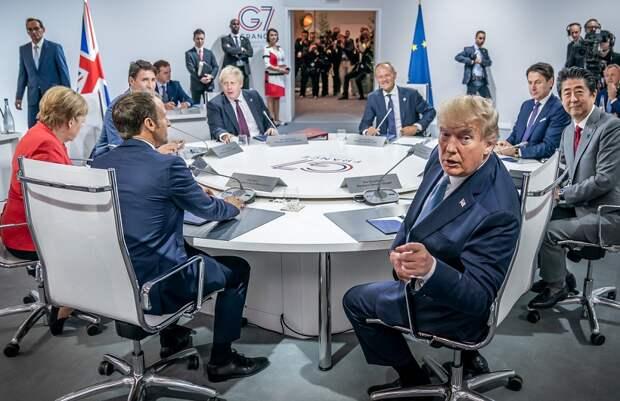 «Крым и Донбасс» — Германия выступила против приглашения России в G7