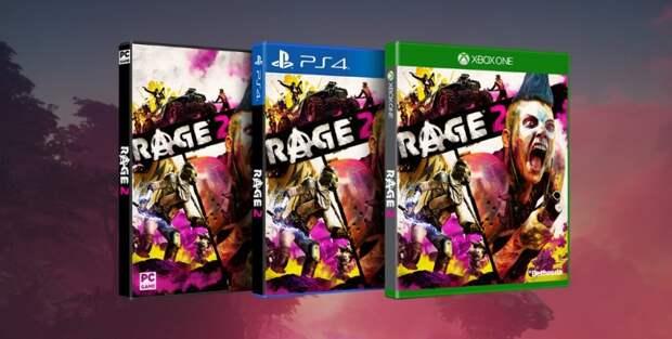 Над Rage 2 работают создатели Just Cause и Mad Max