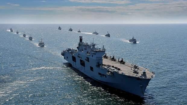 Baijiahao: Нетипичная реакция России на провокации НАТО потрясла мир