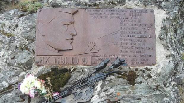 1 февраля. К очередной годовщине гибели группы Дятлова