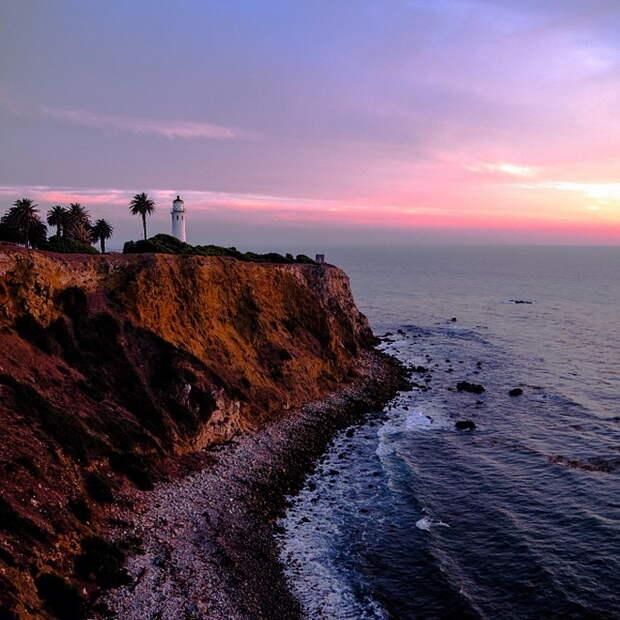 Атмосферные пейзажи западного побережья Америки