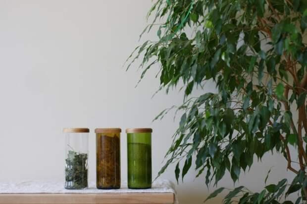 Solid Water Design: сахарницы и контейнеры из бутылок