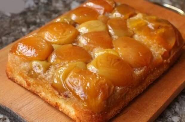 Пирог «Мармеладное чудо» — много-много яблок и минимум теста: самый вкусный яблочный пирог