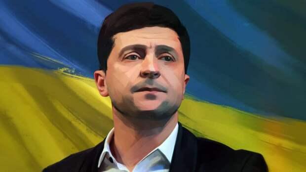 Президентский срок Зеленского завершится новым Майданом и развалом Украины