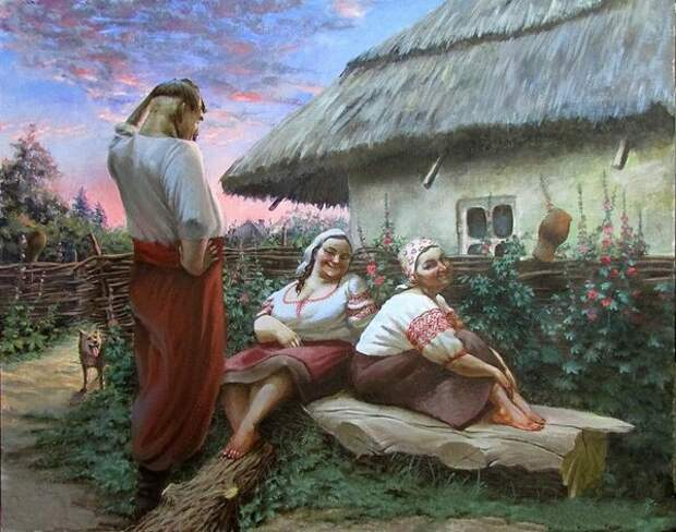 картины художника Александра Иванова
