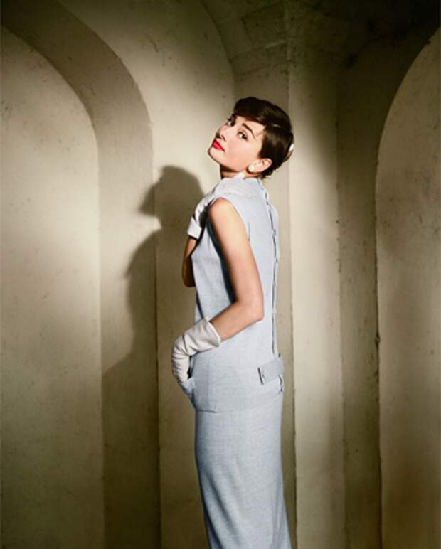 Одри Хепберн – икона стиля.