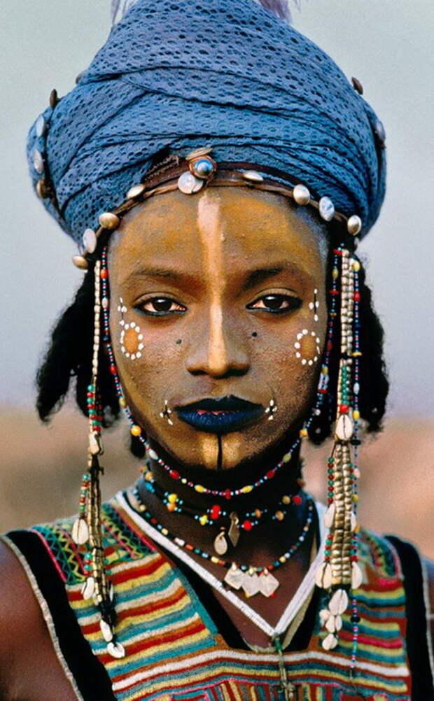 Как проходит конкурс красоты среди мужчин в Нигере