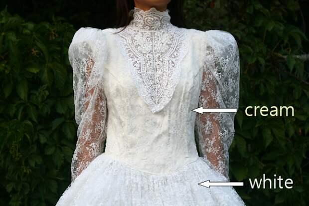 Переделка свадебного платья (Diy)
