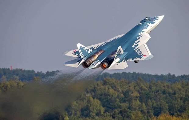 Разрабатываемая Россией новая ракета сделает Су-57 еще более желанным