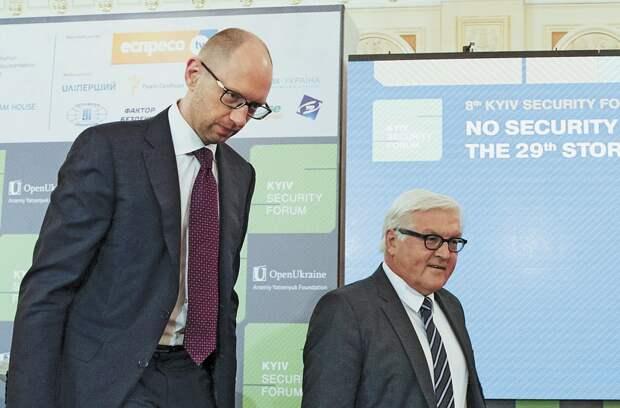 Премьер Яценюк как источник феерической глупости