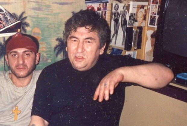 Рамаз Дзнеладзе (Кутаисский) и Дато Цихелашвили (Ташкентский)