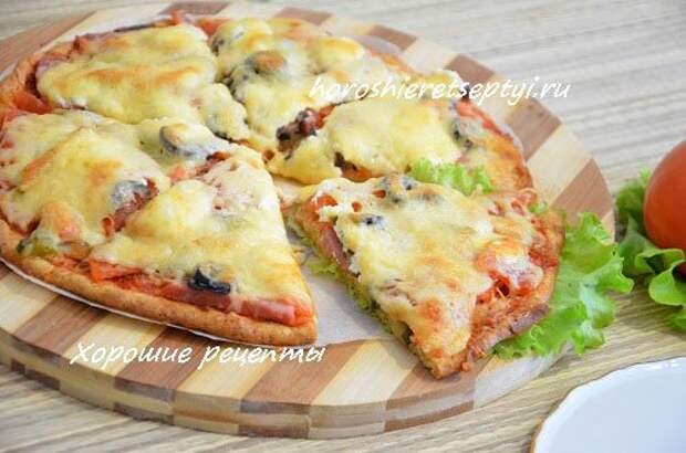 Пицца Дюкана