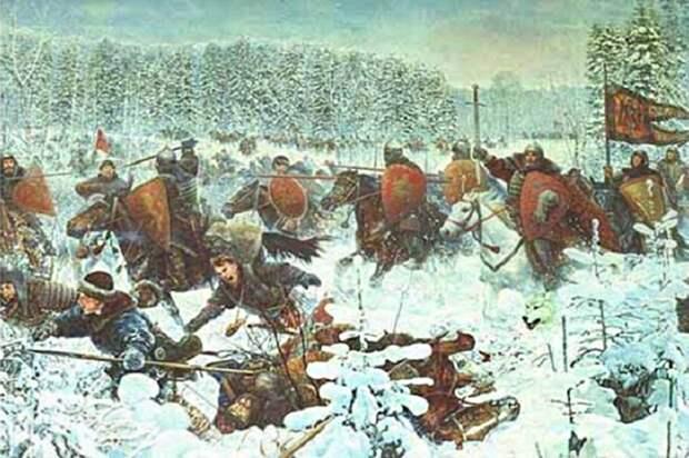 Бортеневская битва: как князь Михаил Тверской отдал жизнь за своих поданных
