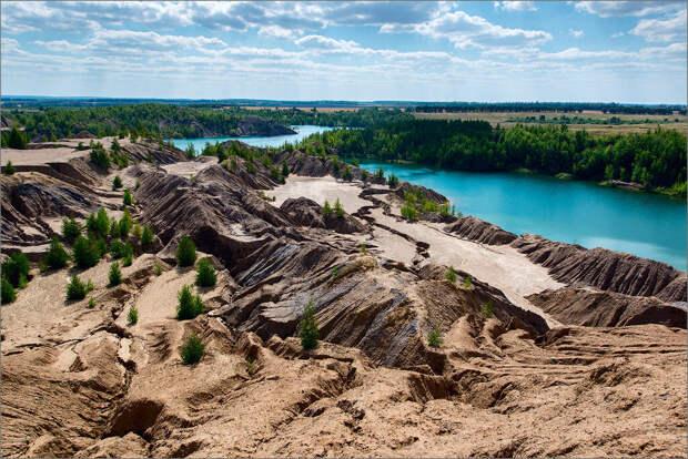 8 необычных мест в России, которые могут дать фору заграничным достопримечатльностям