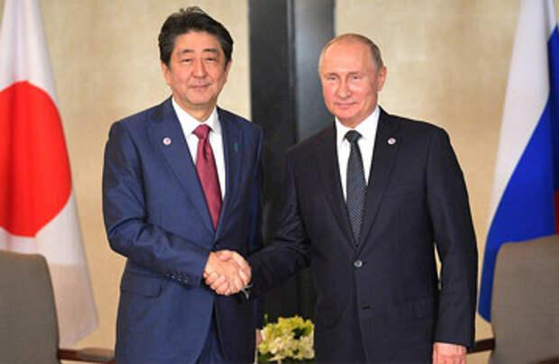 Может ли Россия отдать Японии часть островов, ради гарантий, что там не появятся американские военные базы