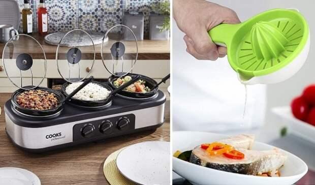 10 кухонных гаджетов, которые подойдут даже тем, кто родился без кулинарных способностей