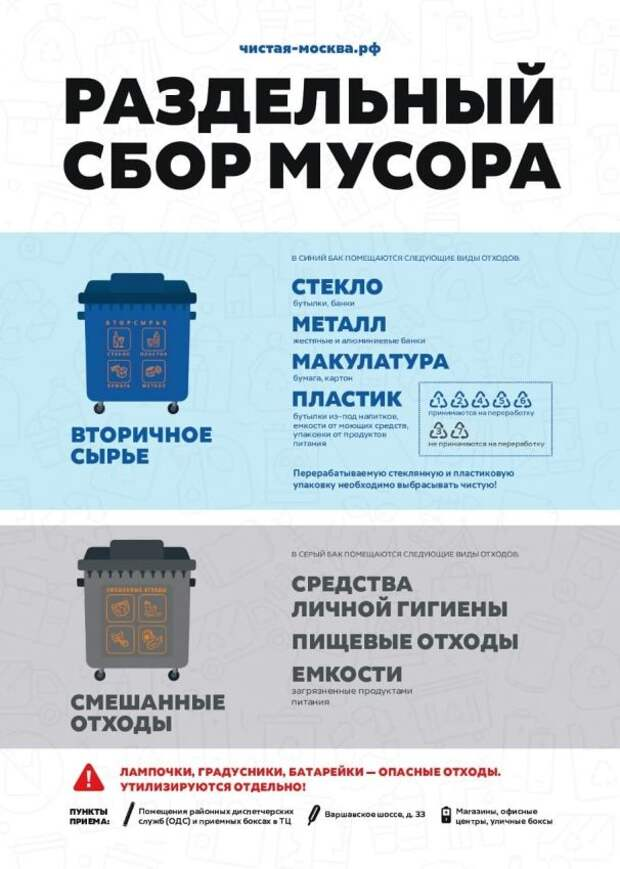Контейнеры для мусора убрали с дороги на Стандартной