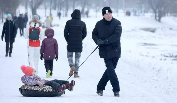 В Москве из-за коронавируса продлили зимние каникулы