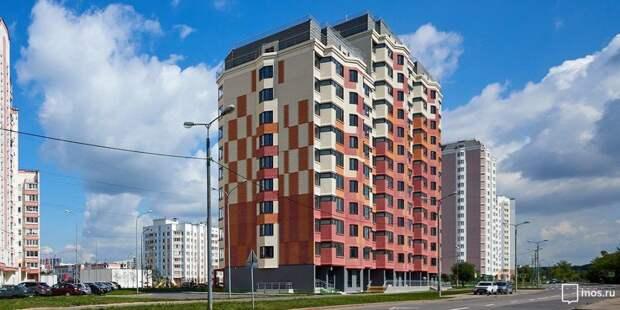 Собянин: Несколько сотен семей уже получили квартиры по программе реновации/mos.ru