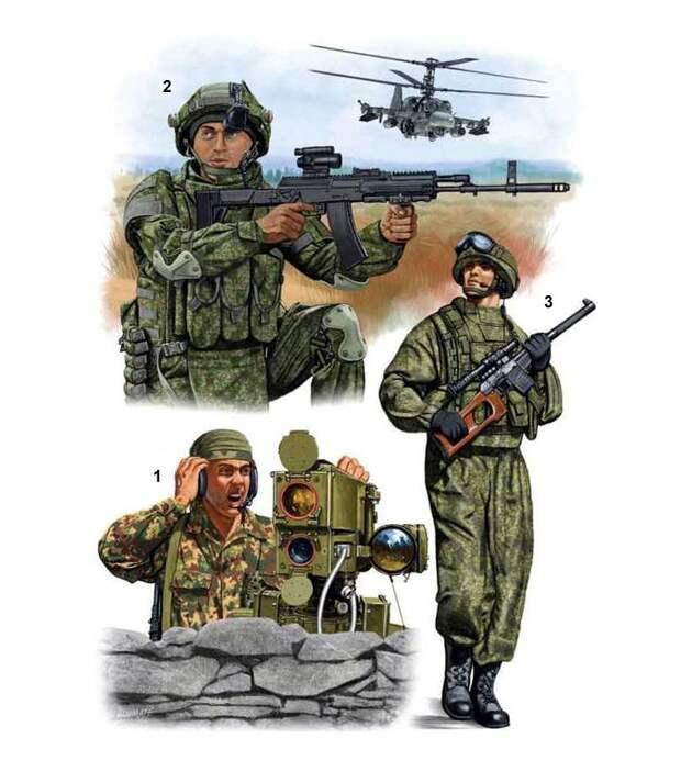 Современный российский спецназ (1)