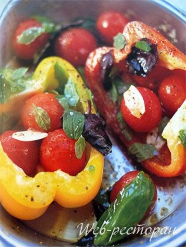 Перец сладкий — Рецепты Джейми Оливера