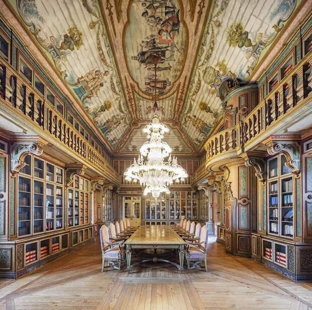 Интерьеры самых красивых библиотек мира