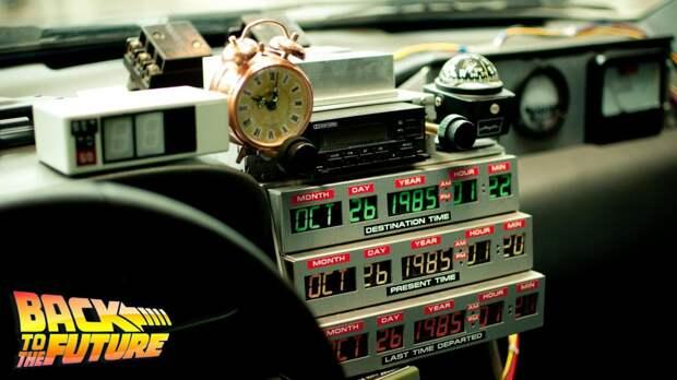 Трагическая и красивая судьба DeLorean DMC-12