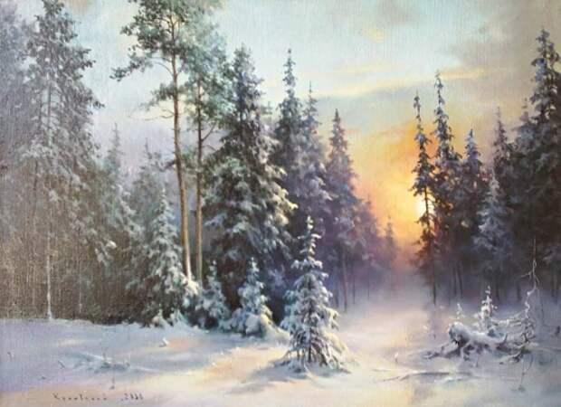 художник Владимир Краевский картины – 59